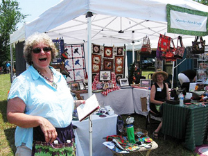 Crafts Booth